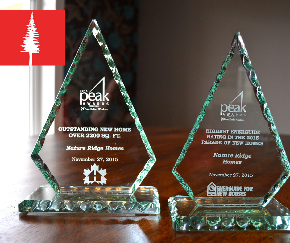 Peak Awards Canva